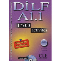 DILF A1, 150 ACTIVITES + CD AUDIO