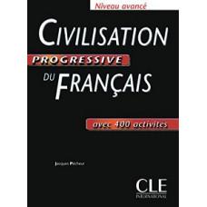 Учебник Civilisation Progressive Du Francais Avancé Livre