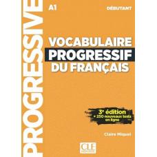 Учебник Vocabulaire Progressif du Français  3e Edition Debutant Livre + CD
