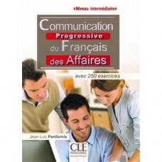 Учебник Communication progressive du français (2e Édition) des Affaire Livre