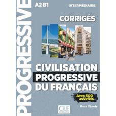 Ответы  Civilisation Progr du Franc 2e Edition Interm Corriges