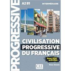 Учебник Civilisation Progressive Du Francais (2e Édition) Intermédiaire Livre