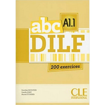 ABC DILF A1.1  Livre + Mp3 CD + corrigés et transcriptions