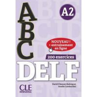 ABC DELF A2 2ème édition, Livre + CD + Entrainement en ligne