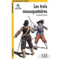 Les Trois Mousquetaires +CD