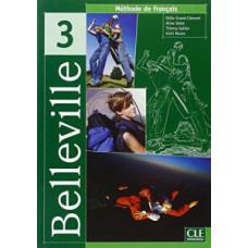 Учебник Belleville 3 Livre de L`eleve