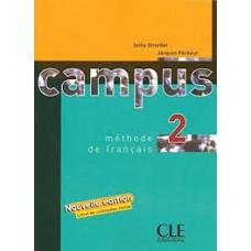 Учебник Campus 2 Livre de l'élève