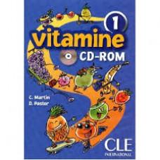 Диск Vitamine 1 CD-ROM