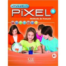 Учебник Pixel Nouveau 1 Livre de l'élève + DVD ROM