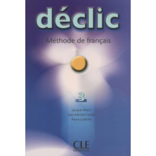 Учебник Déclic 3 Livre de l'élève