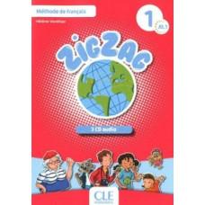 Диски ZigZag 1 CDs audio