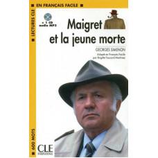 Maigret et la jeune morte +CD