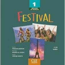 Диск Festival 1 CD audio collectifs