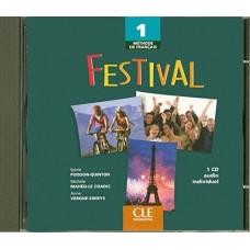 Диск Festival 1 CD Audio individuelle