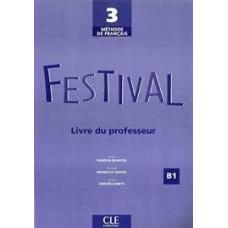 Книга для учителя Festival 3 Guide pédagogique