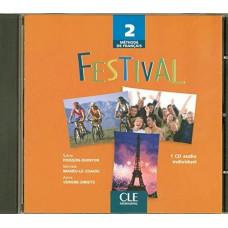 Диск Festival 2 CD Audio individuelle