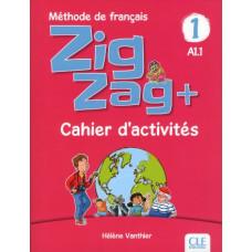 Рабочая тетрадь ZigZag 1 Cahier d'activités