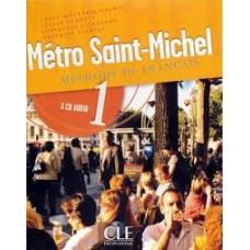 Диски Metro Saint-Michel 1 CD audio classe (3)