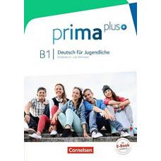 Учебник Prima plus B1 Schulerbuch