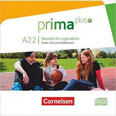Диск Prima plus A2/2 Audio-CD