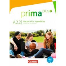 Учебник Prima plus A2/2 Schülerbuch