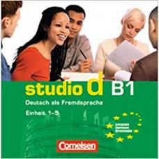 Диск Studio d B1/1 Audio-CD