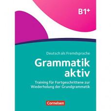 Грамматика Grammatik aktiv B1+