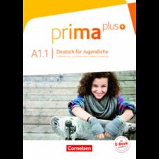 Учебник Prima plus A1/1 Schülerbuch