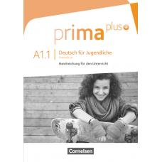 Книга для учителя Prima plus A1/1 Handreichungen für den Unterricht