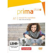 Диск Prima plus A1 Video-DVD mit Übungen