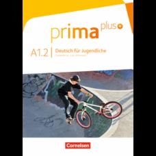 Учебник Prima plus A1/2 Schülerbuch