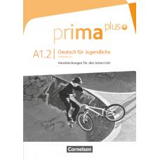 Книга для учителя Prima plus A1/2 Handreichungen für den Unterricht