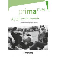 Книга для учителя Prima plus A2/2 Handreichungen für den Unterricht