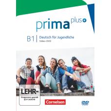 Диск Prima plus B1 Video-DVD mit Übungen