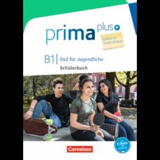 Учебник Prima plus B1 Leben in Deutschland Schülerbuch mit MP3-Download