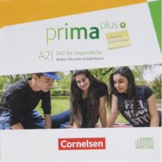 Диск Prima plus A2 Leben in Deutschland Audio-CDs zum Schülerbuch
