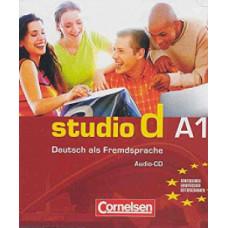 Диски Studio d A1 Audio CDs