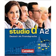 Диск Studio d A2 Audio CDs