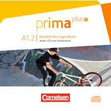 Диск Prima plus A1/2 Audio-CD