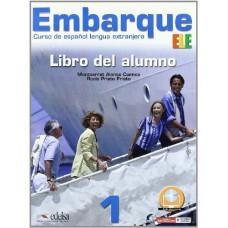Учебник Embarque 1 Libro del alumno