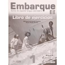 Рабочая тетрадь Embarque 1 Ejercicios