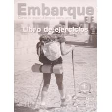 Рабочая тетрадь Embarque 2 Ejercicios