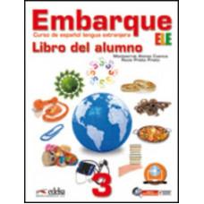 Учебник Embarque 3 Libro del alumno