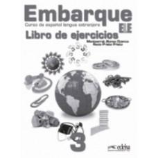 Рабочая тетрадь Embarque 3 Ejercicios