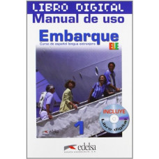 Учебник Embarque 1 Libro digitalizado + manual uso