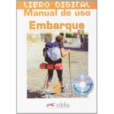 Учебник Embarque 2 Libro digitalizado + manual uso