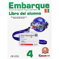 Учебник Embarque 4 Libro del alumno