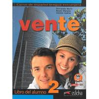 Учебник Vente 2  Libro Del Alumno B1