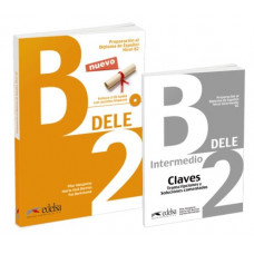 Preparación al DELE B2 Pack: Libro + audio descargable + Claves