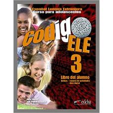 Учебник Codigo ELE 3 Libro del alumno + CD-ROM